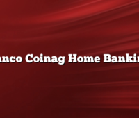 Banco Coinag Home Banking