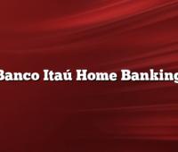 Banco Itaú Home Banking
