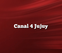 Canal 4 Jujuy