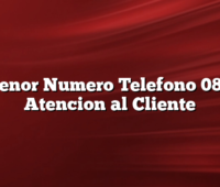 Edenor Numero Telefono 0800 Atencion al Cliente