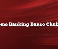 Home Banking Banco Chubut