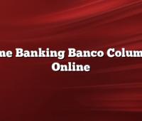 Home Banking Banco Columbia Online
