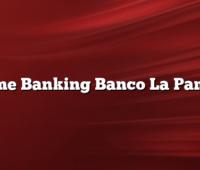 Home Banking Banco La Pampa