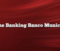 Home Banking Banco Municipal