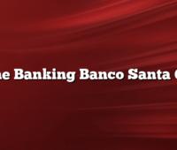 Home Banking Banco Santa Cruz