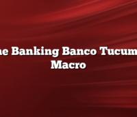 Home Banking Banco Tucumán – Macro