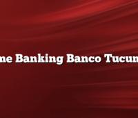 Home Banking Banco Tucumán
