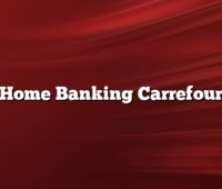 Home Banking Carrefour