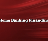 Home Banking Finandino