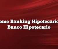 Home Banking Hipotecario –  Banco Hipotecario