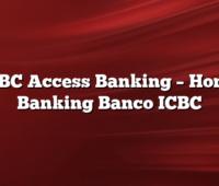 ICBC Access Banking –  Home Banking Banco ICBC