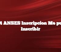 IFE 4 ANSES Inscripcion Me puedo Inscribir