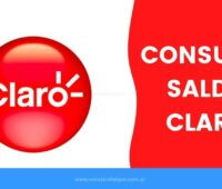 Cómo se Consulta el SALDO en Claro Argentina