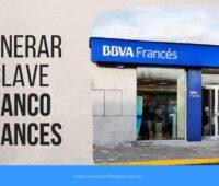 Cómo Generar la Clave del Banco BBVA Francés