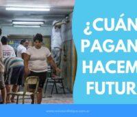 Cuánto pagan en Hacemos futuro