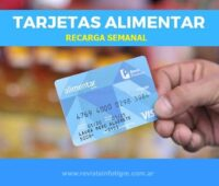 Tarjeta AlimentAR: La recarga sera Semanal